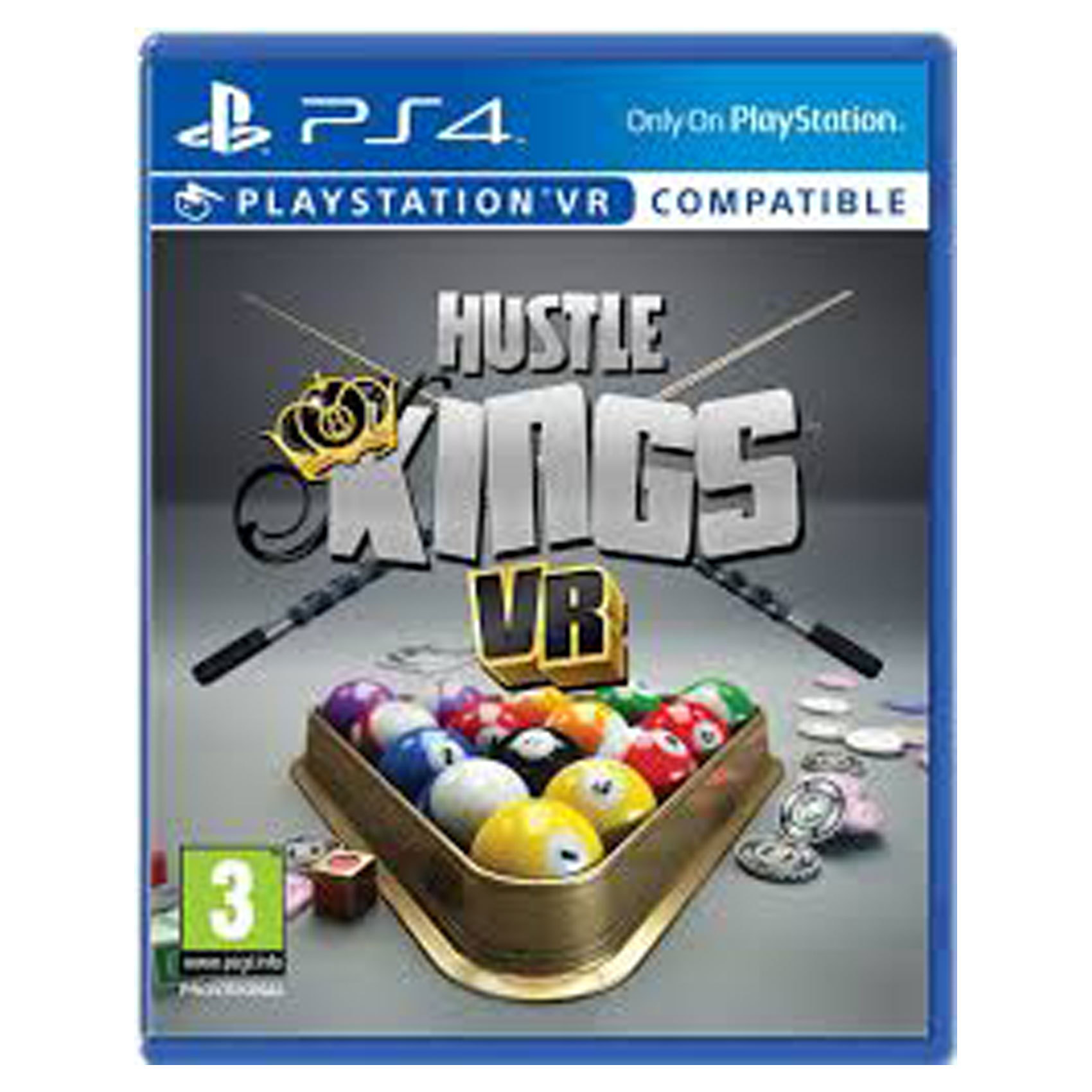 SONY PS4 VR HUSTLE KINGS