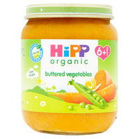 Hipp Organic Buttered Vegetables 125g