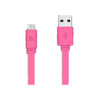 Hoco Micro USB Cable Pink