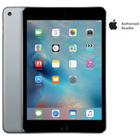 "Apple iPad Mini 4 Wi-Fi 128GB 7.9"" Space Gray"