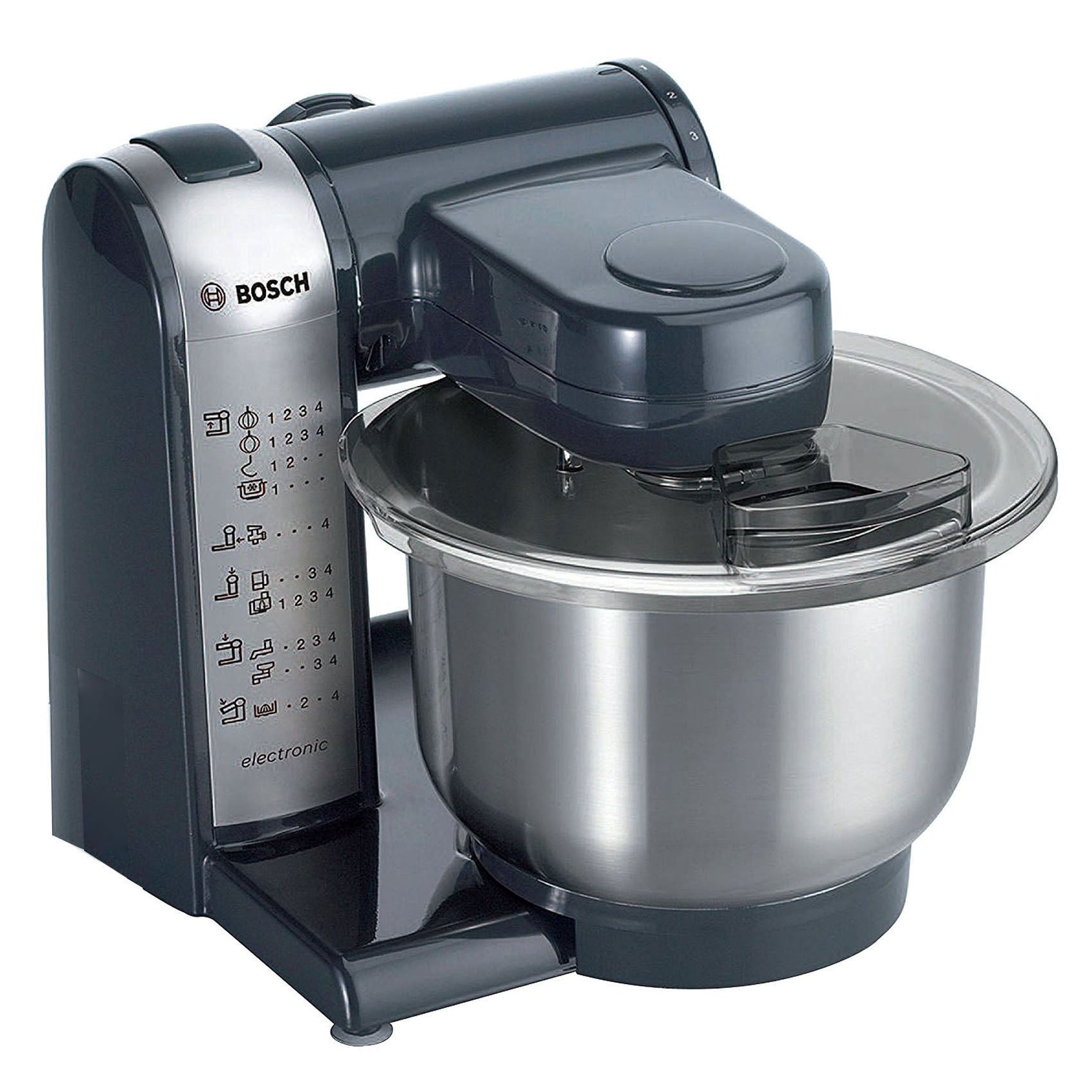 Buy Bosch Food Processor Mum46a1gb Online In Uae