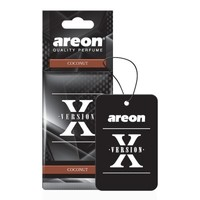 Areon Air Freshener X Version Coconut Cardbaord