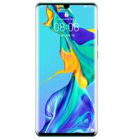 Huawei P30 Pro Dual Sim 4G 256GB Arabic Breathing Crystal Blue