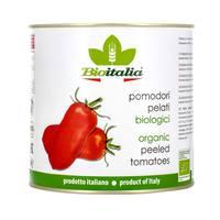 Bioitalia Organic Peeled Tomatoes 400g