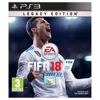 Sony PS3 FIFA 18 Legacy Edition