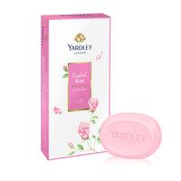 Yardley English Rose Luxury Soap 100gx3