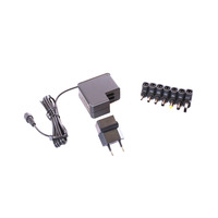 HuntKey Charger 45W Series All In One For Dell Samsung Asus Lenovo Black