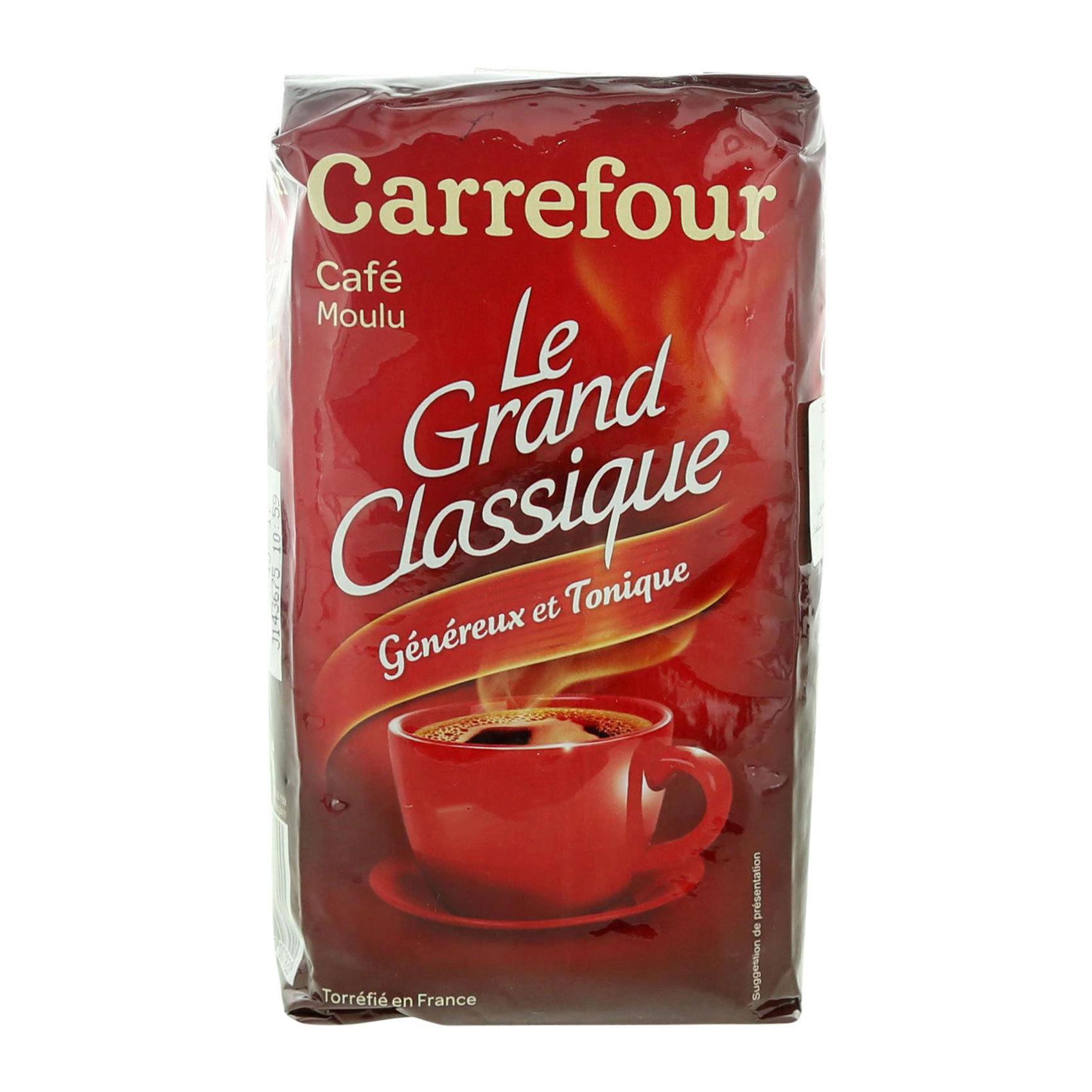 CRF COFFEE GROUND CLASSIC 250GR