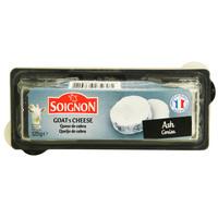 Soignon Goat Cheese Ash 125g