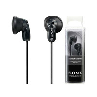 Sony Earphone MDRE9 Black