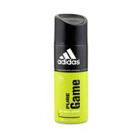 Adidas Deodorant For Men Pure Game Spray 150ML +50ML Free