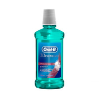 Oral-B Mouthwash 3D White Lux Glam White 500ML