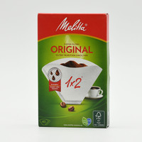 Melitta Coffee Filter 1x 2 x 40 Pieces