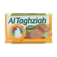 Al Taghziah Chicken Luncheon Meat 200g