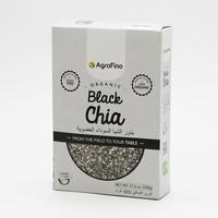Agrofino Black Chia Seeds 500 g
