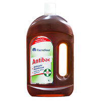 Carrefour Antiseptic Disinfectant Liquid 1 Liter