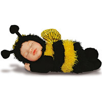"Anne Geddes Dolls -9"""" Baby Bee"