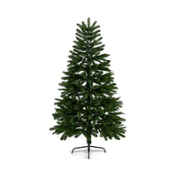 Carrefour Premium Christmas Needleglitter Tree N18 180CM
