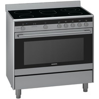 Siemens 90X60 Cm Electric Cooker HK9K9V850M