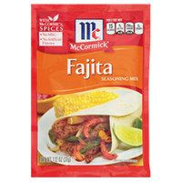 McCormick Fajita Seasoning Mix 31g