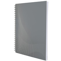Avery Notebook Thin Cover A5 Lined 7010