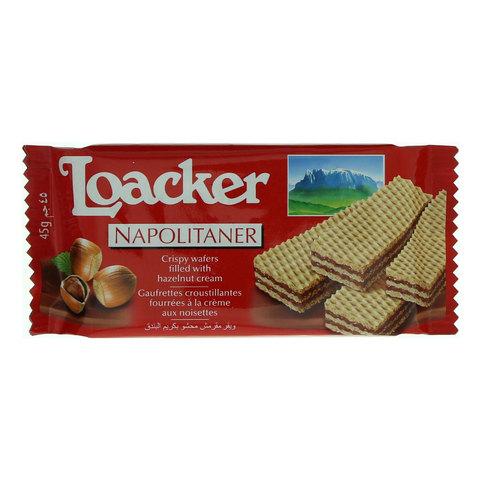 Loacker-Napolitaner-Crispy-Wafers-45g