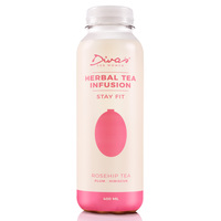 Diva'S Herbal Tea Infusion - Rosehip 400ml