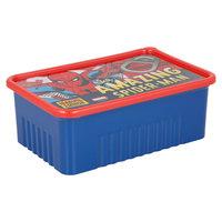 Spiderman Rectangle Can Sanwich Box 4965