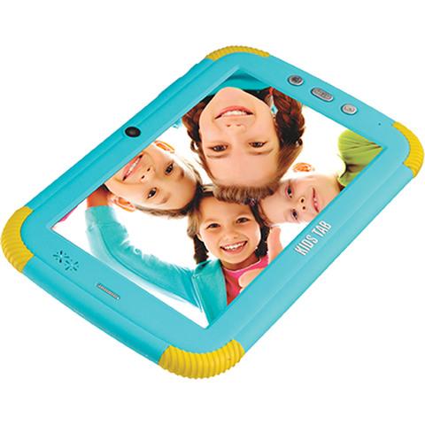 """iLife-Tablet-Kids-Tab-7-Quad-Core-1.3Ghz,1GB-RAM,8GB-Memory,3G,7""""-Blue"""