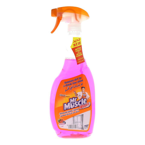 Mr-Muscle-Windex-Berries-Advanced-Glass-Cleaner-750ml