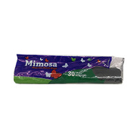 Mimosa Trash Bags Black Medium 30 Bags