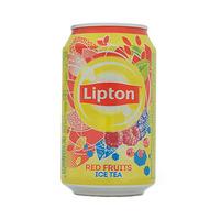 Lipton Red Fruits Ice Tea Drink Can 320ML