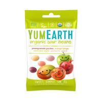 Yumearth organic sour beans 50 g
