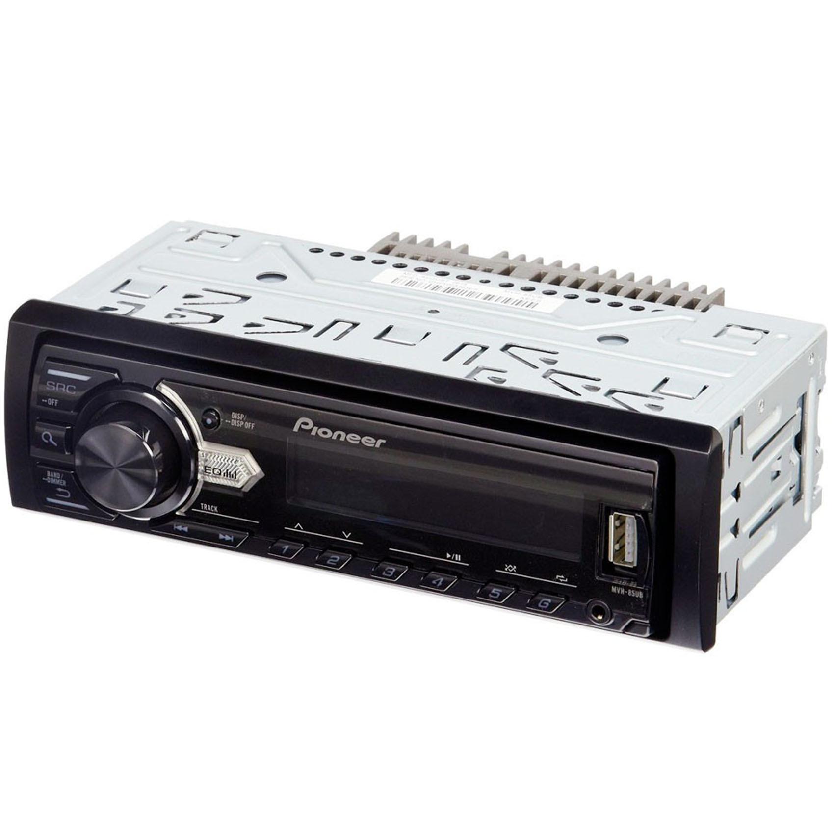 PIONEER CAR CD MVH-85UB