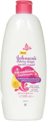 جونسون القطرات اللامعة بلسم للأطفال 500 مل