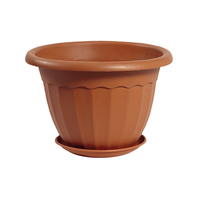 Toscana Flower Pot Cultivation 30x24 CM