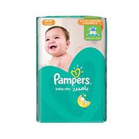 Pampers Mega Pack S4 76 Sheets -12% Off