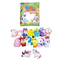 Power Joy Squish Squish Animal Big Pack (Assorted)