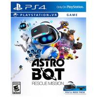 Sony Playstation VR Astro Bot Rescue Mission