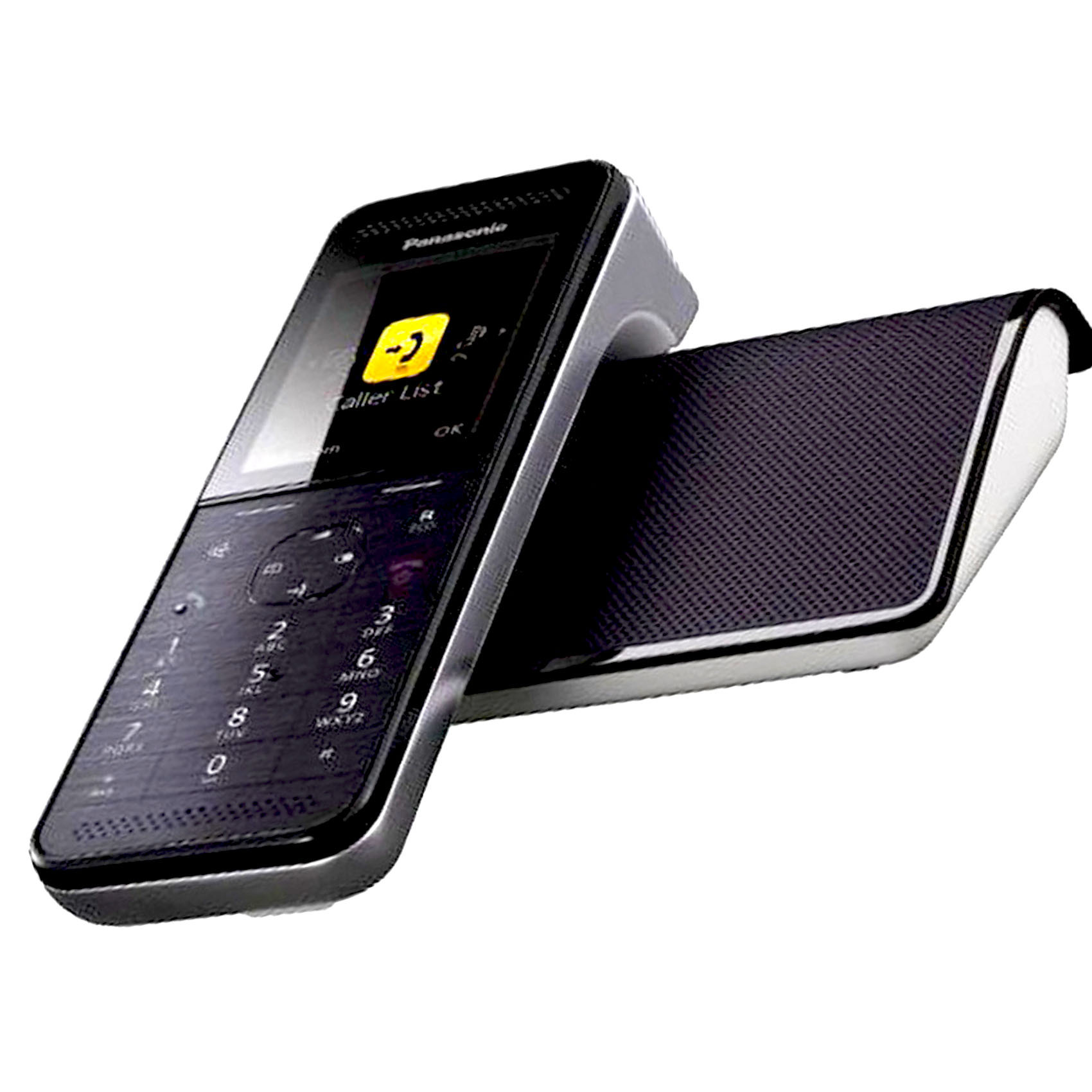 PANASONIC KX-PRW110UEW DECT PHON BK