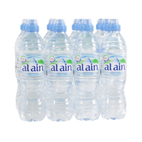 Al Ain Sport Caps Bottled Drinking Water 500ml x12