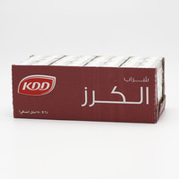 Kdd Juice Cherry 180 ml x 24 Pieces