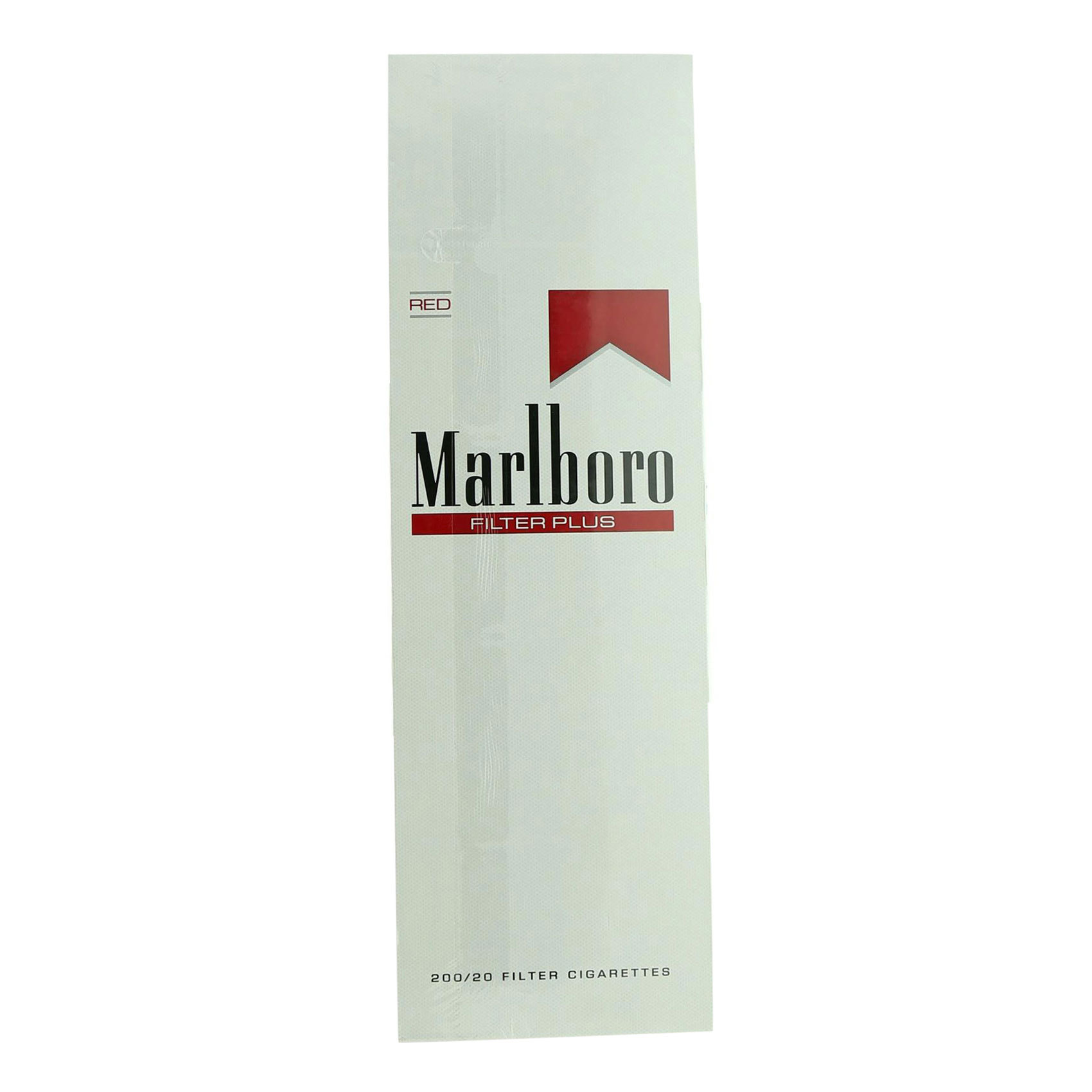 MARLBORO FILTER PLUS RED 20X10