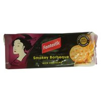 Fantastic Smokey Barbeque Rice Crackers 100g