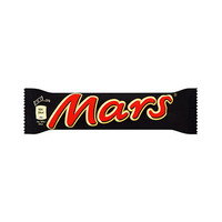 Mars Chocolate Bar 51GR