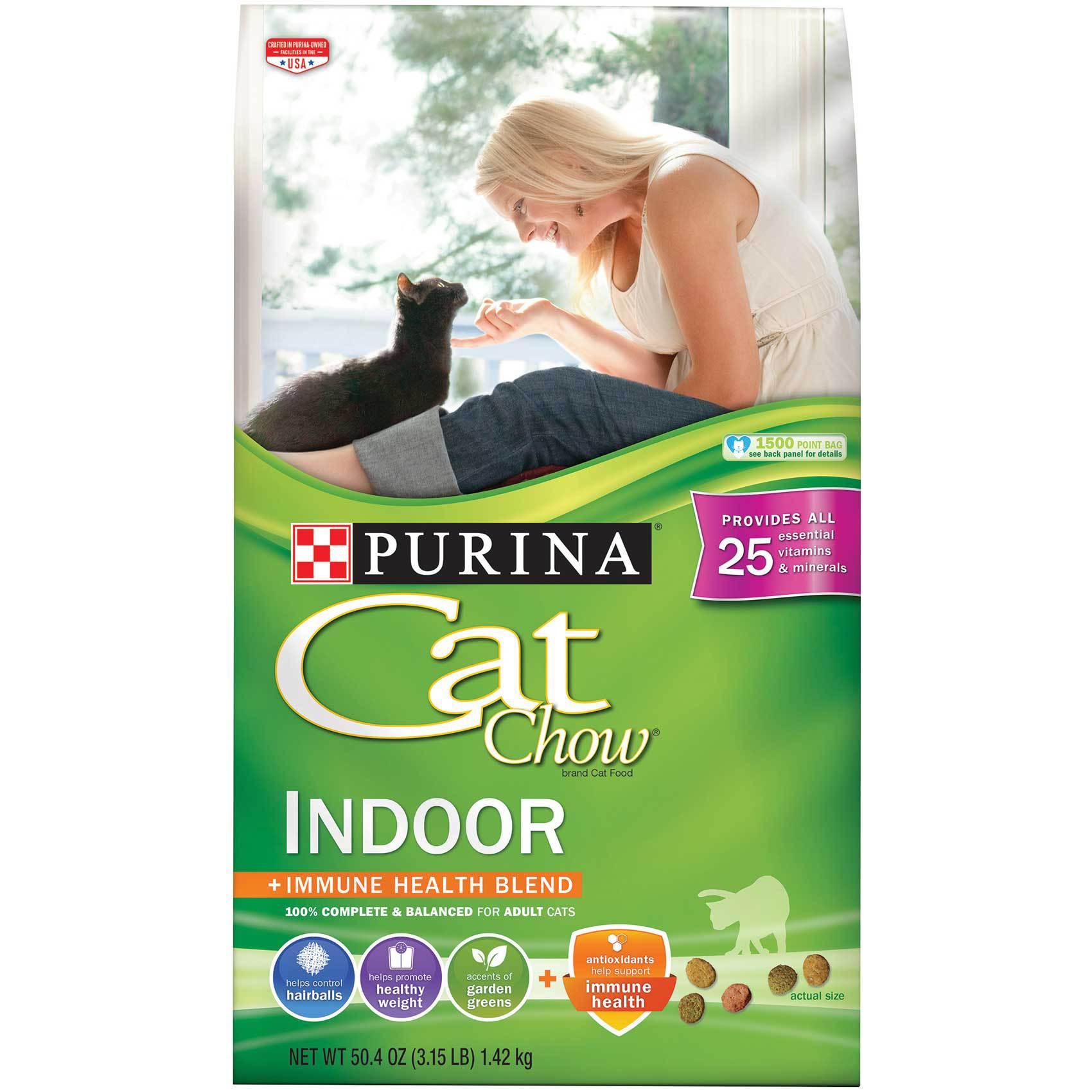 PURINA CAT CHOW INDOOR 1.42KG