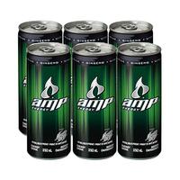 AMP Energy Drink 250ML X6
