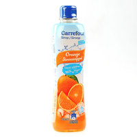 Carrefour Syrup Orange 750 ml