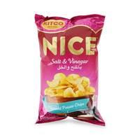 Nice potat chips salt & vinegar 170 g