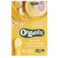 Organix Banana Mango Porridge 120g